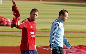 Valdés: Znów byłem kontrolowany