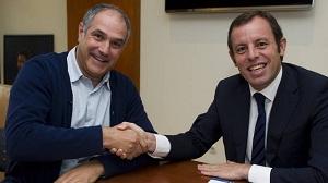 Zubizarreta podpisał nowy kontrakt