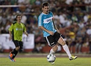 Messi w Kolumbii