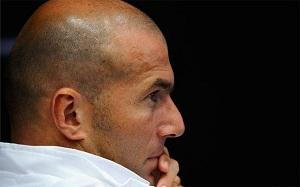 Zidane: Iniesta może grać nawet na bramce