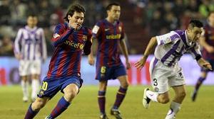 Barça zagra z Valladolid w La Liga po dwóch latach