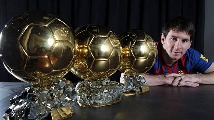 Rok rekordów Leo Messiego