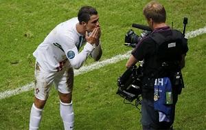 CR7: Zadedykował gola… Messiemu?