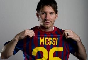 Felicidades, Lionel!