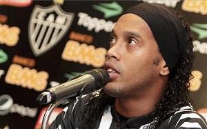 Ronaldinho: Messi i Neymar to moi następcy