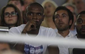Abidal nie obejrzy także meczu Hiszpania-Francja