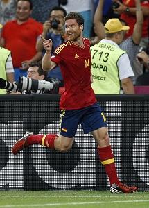 Hiszpania w półfinale