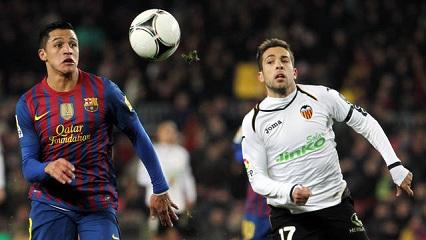 Oficjalnie: Jordi Alba w FC Barcelonie!