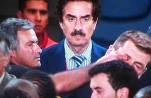 Rexach: Lepiej żeby Tito nie szedł na wojnę z Mourinho