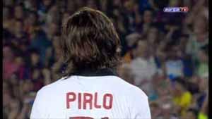 Pinto obronił karnego Pirlo