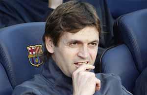 Barça Tito zagra 3 mecze w lipcu i 8 w sierpniu