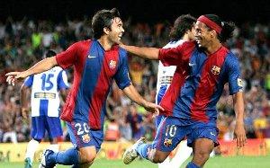 Valdés: Ronaldinho to największy talent