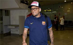 Alves zagra dla Afryki
