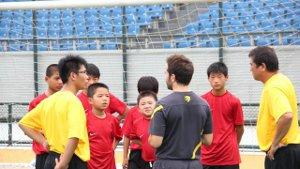 FCB Escola przenosi się do Pekinu