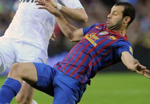 Mascherano: Chcę nadal grać jako stoper
