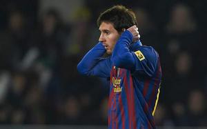 Messi musi zagrać z Hamburgiem