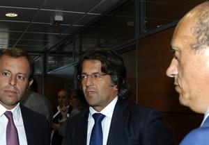 Del Nido chce, aby Barça i Real grały w poniedziałek