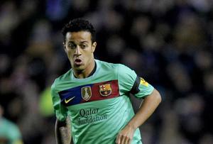 Zaangażowanie Thiago niezbędne dla Barçy