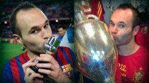 Iniesta czyli jeden z najlepszych piłkarzy świata