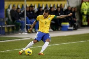 Dani Alves nie pojedzie na Igrzyska Olimpijskie