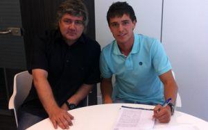 Jordi Quintillà piłkarzem Barcelony B do 2015 roku