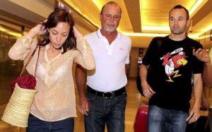 Iniesta miesiąc miodowy spędzi w Cancún