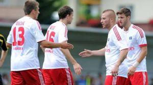 Rywal w presezonie: Hamburg SV