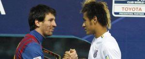 Messi, Neymar i Deulofeu, czyli atak gwiazd
