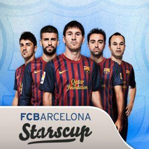 FCB Starscup – nowa gra dla posiadaczy iPhone