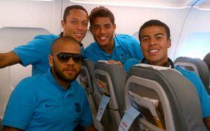 Barça w drodze do Tangeru