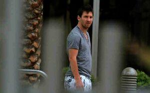 Messi nie zadebiutuje w kinie