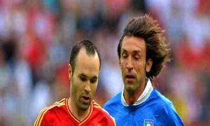Iniesta może zostać MVP Euro 2012
