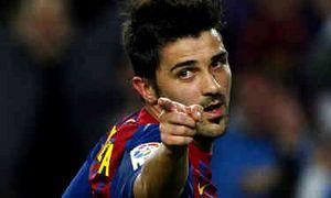 Barça chce za Villę co najmniej 30 milionów euro