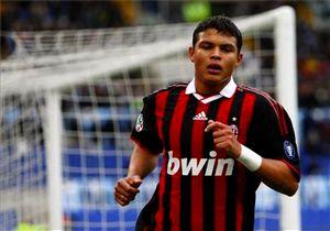 Ibrahimovic zalecił Thiago Silvie pozostać w Milanie