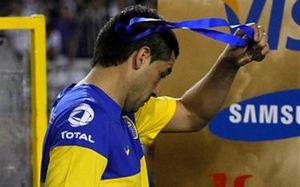 Riquelme odchodzi z Boca Juniors