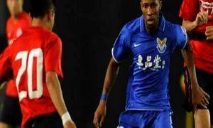 Keita debiutuje w chińskiej lidze