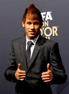 Neymar piłkarzem Barcelony