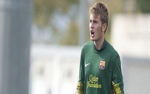 Miguel Bañuz: Cel Camp Nou