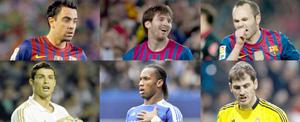 Kto zostanie najlepszym zawodnikiem w Europie?