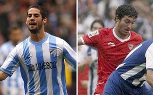 Isco i Romero – andaluzyjskie wzmocnienia Barcelony