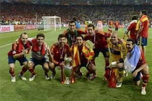 Jordi Alba świętował z piłkarzami FC Barcelony