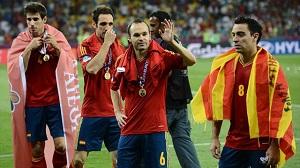 Sześciu piłkarzy FC Barcelony w kadrze turnieju