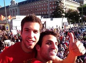 Jordi Alba: Proszę, pomóż mi wygrać