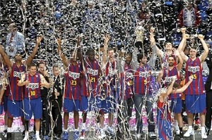 Barça Regal – najlepsza w Europie
