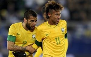 Dani Alves pojedzie na Igrzyska?