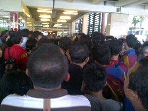 Cesc serdecznie powitany w Indonezji
