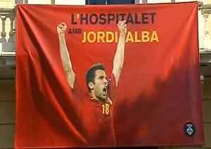 Jordi Alba: Barça sprawia, że jesteś dobry