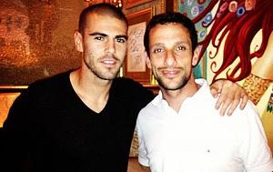 Valdés i Belletti razem w Brazylii