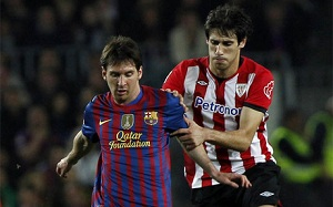 Barça z prośbą u Javi Martíneza