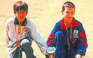 """""""Jordi Alba, jako dziecko, wyglądał, jak Messi"""""""